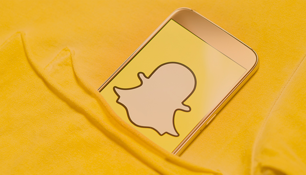 Snapchat: fa sparire anche i soldi?